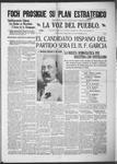 La Voz del Pueblo, 09-28-1918 by La Voz Del Pueblo Publishing Co.