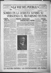 La Voz del Pueblo, 10-05-1918 by La Voz Del Pueblo Publishing Co.