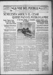 La Voz del Pueblo, 10-12-1918 by La Voz Del Pueblo Publishing Co.