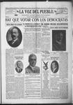 La Voz del Pueblo, 10-26-1918 by La Voz Del Pueblo Publishing Co.
