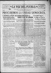 La Voz del Pueblo, 11-02-1918 by La Voz Del Pueblo Publishing Co.