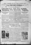 La Voz del Pueblo, 12-28-1918 by La Voz Del Pueblo Publishing Co.