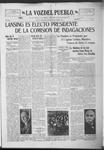 La Voz del Pueblo, 02-08-1919 by La Voz Del Pueblo Publishing Co.
