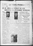 La Voz del Pueblo, 02-15-1919 by La Voz Del Pueblo Publishing Co.