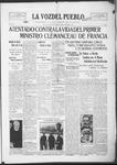 La Voz del Pueblo, 02-22-1919 by La Voz Del Pueblo Publishing Co.