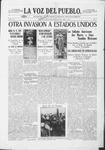 La Voz del Pueblo, 04-05-1919 by La Voz Del Pueblo Publishing Co.