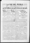 La Voz del Pueblo, 04-26-1919 by La Voz Del Pueblo Publishing Co.
