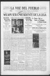 La Voz del Pueblo, 05-03-1919 by La Voz Del Pueblo Publishing Co.
