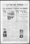 La Voz del Pueblo, 05-17-1919 by La Voz Del Pueblo Publishing Co.
