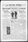 La Voz del Pueblo, 05-24-1919 by La Voz Del Pueblo Publishing Co.
