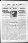 La Voz del Pueblo, 06-07-1919 by La Voz Del Pueblo Publishing Co.