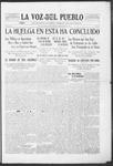 La Voz del Pueblo, 06-14-1919 by La Voz Del Pueblo Publishing Co.