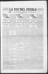 La Voz del Pueblo, 07-26-1919 by La Voz Del Pueblo Publishing Co.