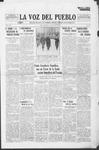 La Voz del Pueblo, 08-16-1919 by La Voz Del Pueblo Publishing Co.