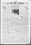 La Voz del Pueblo, 09-20-1919 by La Voz Del Pueblo Publishing Co.