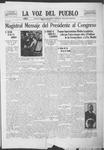 La Voz del Pueblo, 12-06-1919 by La Voz Del Pueblo Publishing Co.