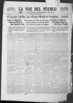 La Voz del Pueblo, 12-13-1919 by La Voz Del Pueblo Publishing Co.