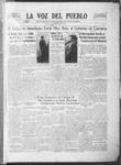 La Voz del Pueblo, 12-27-1919 by La Voz Del Pueblo Publishing Co.