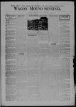 Wagon Mound Sentinel, 06-15-1918 by Sentinel Publishing Company