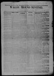 Wagon Mound Sentinel, 08-03-1918 by Sentinel Publishing Company