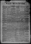 Wagon Mound Sentinel, 08-10-1918 by Sentinel Publishing Company