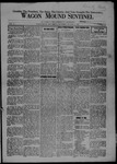 Wagon Mound Sentinel, 08-31-1918 by Sentinel Publishing Company