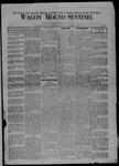 Wagon Mound Sentinel, 10-12-1918 by Sentinel Publishing Company