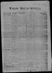 Wagon Mound Sentinel, 11-30-1918 by Sentinel Publishing Company