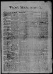 Wagon Mound Sentinel, 12-14-1918 by Sentinel Publishing Company