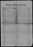 Wagon Mound Sentinel, 01-04-1919 by Sentinel Publishing Company