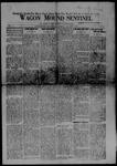 Wagon Mound Sentinel, 01-18-1919 by Sentinel Publishing Company