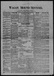Wagon Mound Sentinel, 03-22-1919 by Sentinel Publishing Company