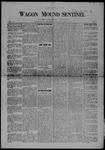 Wagon Mound Sentinel, 04-26-1919 by Sentinel Publishing Company