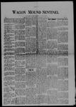 Wagon Mound Sentinel, 06-07-1919 by Sentinel Publishing Company