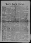 Wagon Mound Sentinel, 06-14-1919 by Sentinel Publishing Company
