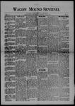 Wagon Mound Sentinel, 06-21-1919 by Sentinel Publishing Company
