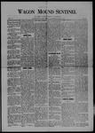 Wagon Mound Sentinel, 06-28-1919 by Sentinel Publishing Company