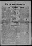 Wagon Mound Sentinel, 07-19-1919 by Sentinel Publishing Company