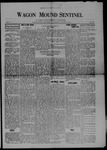 Wagon Mound Sentinel, 08-09-1919 by Sentinel Publishing Company