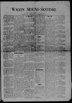 Wagon Mound Sentinel, 08-16-1919 by Sentinel Publishing Company