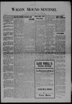 Wagon Mound Sentinel, 09-06-1919 by Sentinel Publishing Company