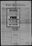 Wagon Mound Sentinel, 09-20-1919 by Sentinel Publishing Company