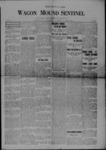 Wagon Mound Sentinel, 10-04-1919 by Sentinel Publishing Company