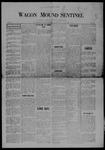 Wagon Mound Sentinel, 11-08-1919 by Sentinel Publishing Company