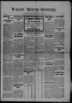 Wagon Mound Sentinel, 12-27-1919 by Sentinel Publishing Company