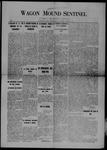 Wagon Mound Sentinel, 01-10-1920 by Sentinel Publishing Company