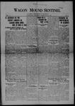 Wagon Mound Sentinel, 05-29-1920 by Sentinel Publishing Company