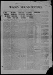 Wagon Mound Sentinel, 10-16-1920 by Sentinel Publishing Company